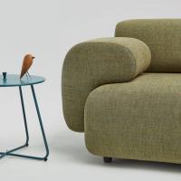MIST - sofa systemowa zaprojektowana przez pracownię Oyste
