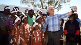 Turnbull unleashes his inner racism.