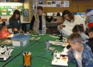 earthday2012-microscopes