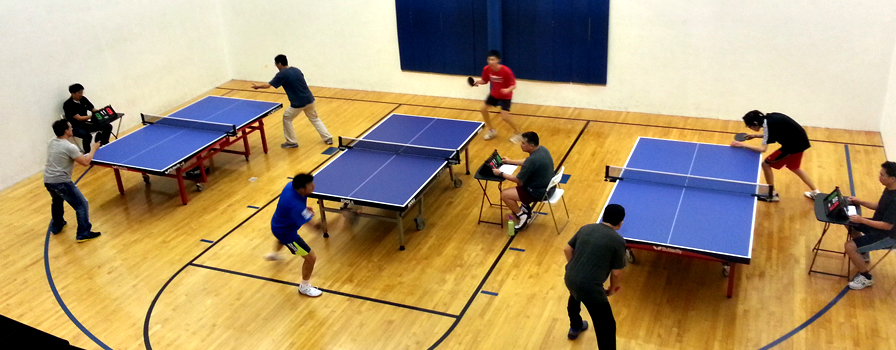 Table Tennis Equal Challenge Tournament - Newport Beach, CA