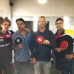 Newport Beach Table Tennis Guests