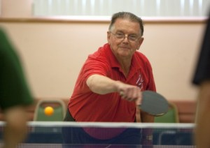 Table Tennis and Alzheimer