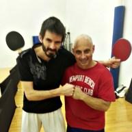 Ron Arellano and Tom Bazacas
