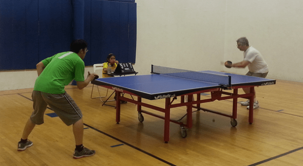 Equal Challenge Table Tennis Final