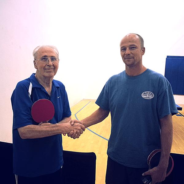 Equal Challenge -Newport Beach - Ken Dewhirst and Gary Jamieson