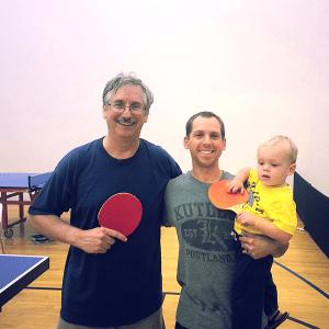 Newport Beach Table Tennis