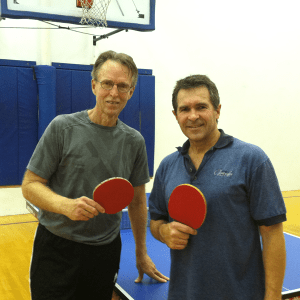 Equal Challenge Table Tennis Champion in Newport Beach