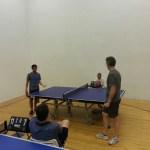 Irvine Ping Pong Tournament