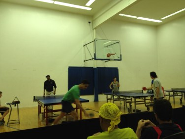 Newport Beach Table Tennis Weekly Tournament