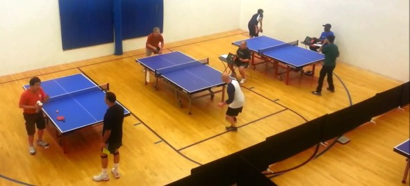 Newport Beach Table Tennis Group Lessons