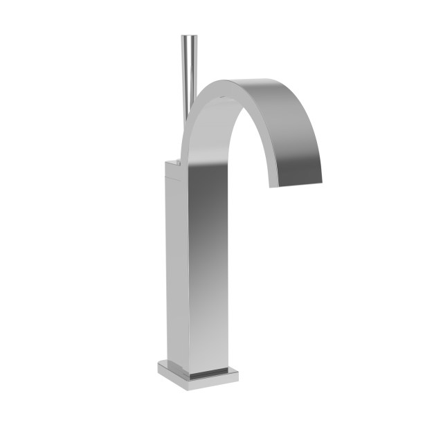 Newport Brass 2043 Secant 2043 Single Hole Lavatory Faucet