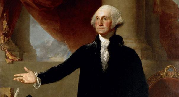 George Washington Newport RI