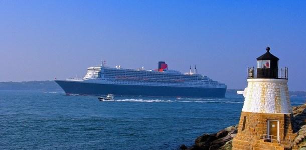 Queen Mary 2 Newport RI