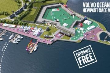 Volvo Ocean Race Village Newport RI