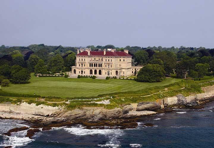 newport ri mansions