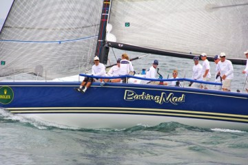 Barking Mad Farr 40 Newport RI