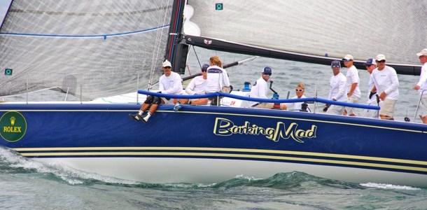 Barking Mad Farr 40 Newport RI