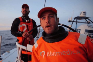 Charlie and Nick Team Alvimedica
