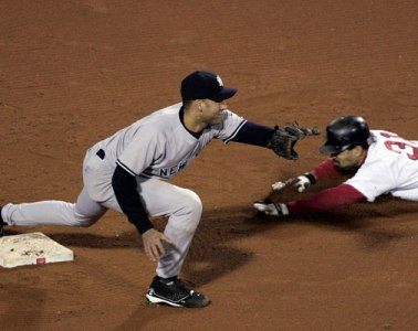 Dave Roberts The Steal