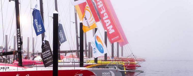 Volvo Ocean Race Adam Zaff
