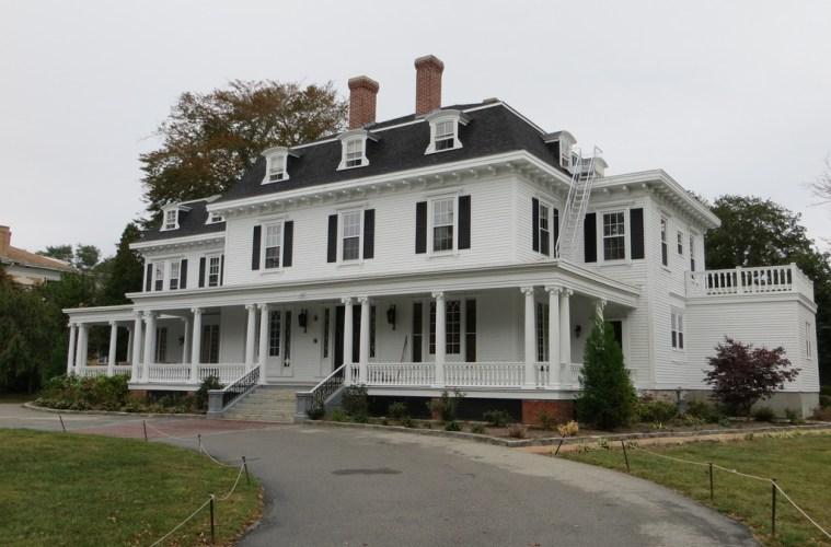 White Lodge Newport RI