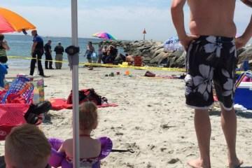 Salty Brine Beach Explosion
