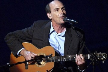 james taylor newport Folk 2015