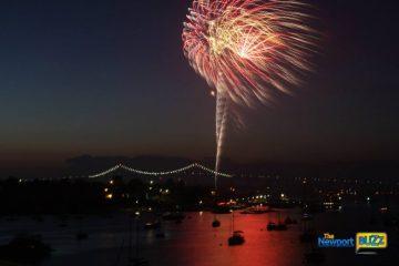 Fireworks Newport RI