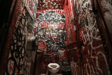 NYC dive bar bathroom craigslist