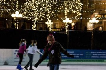 Newport RI Skating Center