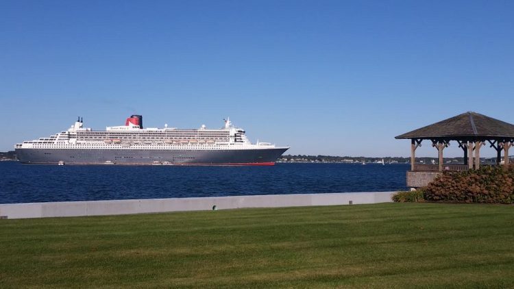 Queen Mary 2 Newport RI
