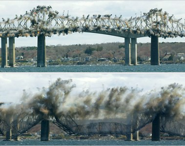 jamestown bridge demolition
