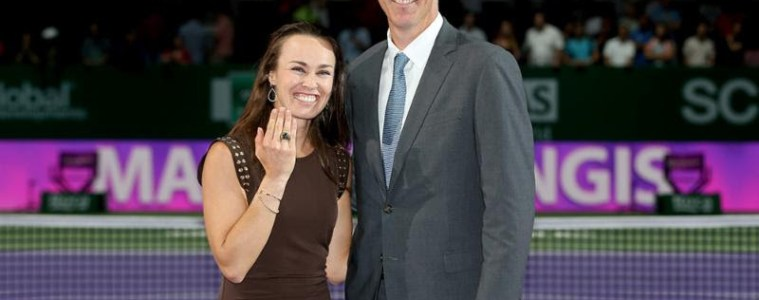 martina hingis todd martin hall of fame ring