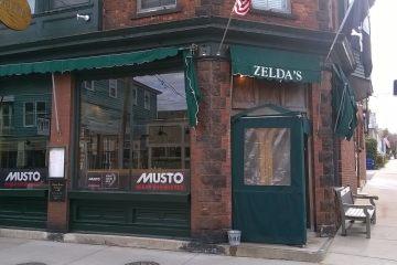 Cafe Zelda Closed