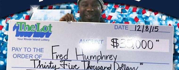 Fred Humphrey Lottery