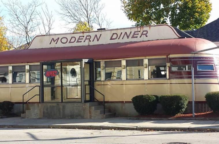 Modern Diner