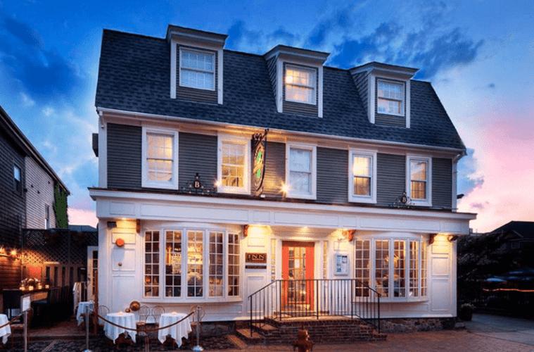 Bouchard Restaurant Newport RI