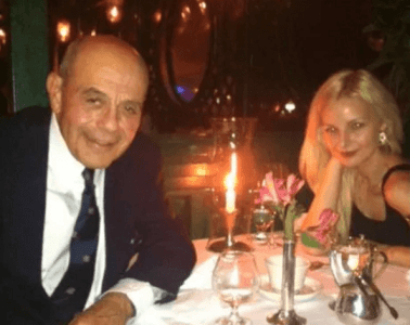 Buddy Cianci Tara Haywood
