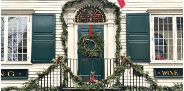 Cooke House Front Door