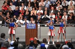 Trump freedom Kids