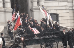 Buddy Cianci Funeral