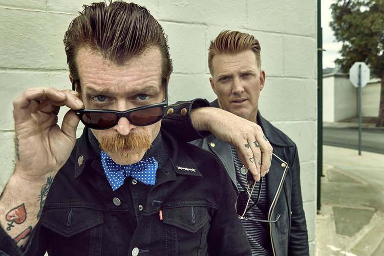 Eagles Of Death Metal Lupos