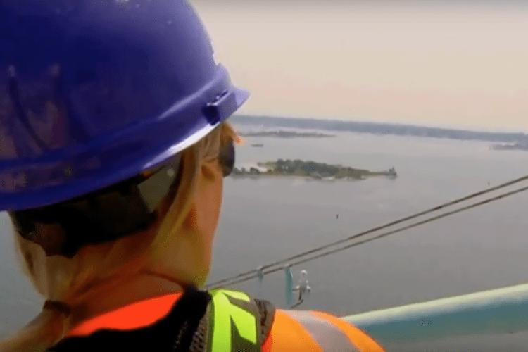 Molly O'Brien Newport Bridge