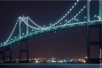 Newport Bridge Greg Elsbecker