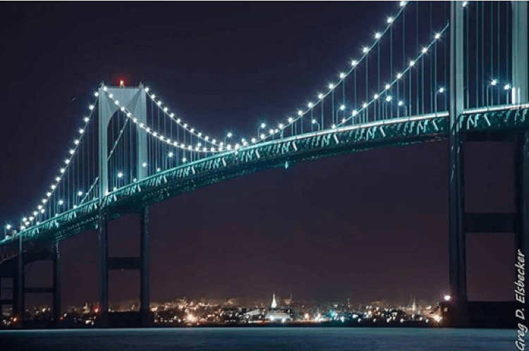 Newport Bridge Greg Elsbecker