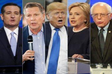 RI 2016 presidential primary