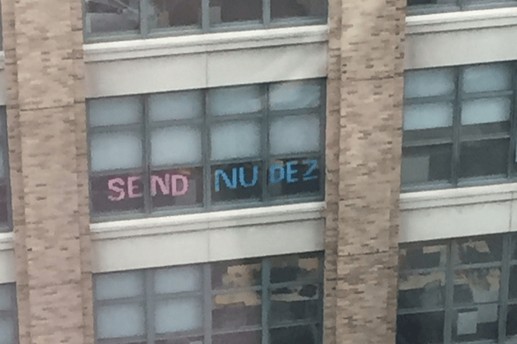 Happy National Send A Nude Day  Newport Buzz-9989