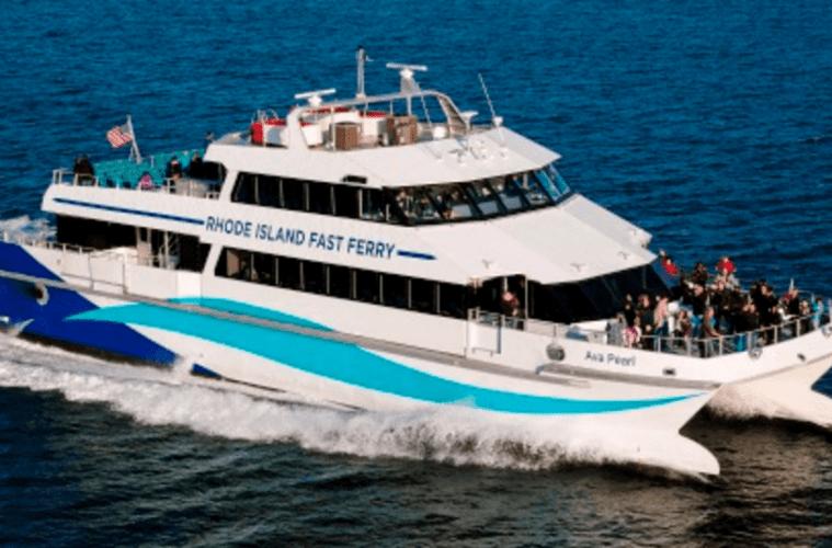 newport providence ferry