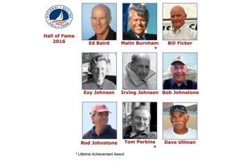 2016 sailing hall of fame