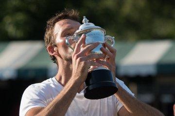 Ivo Karlovic Tennis Hall of Fame Champion 2016